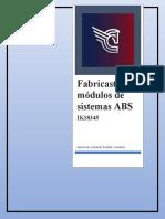 Fabricaste de modulos de sistemas ABS