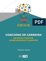 Ebook Coaching de Carreira