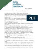 Lettre ouverte du SMLPF à Sébastien Lecornu