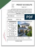 Casa lui Iurii, Arhitectura, PE