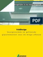 LAFARGE-GIPS.FoldDesign