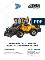 Wille 465 Spare Parts