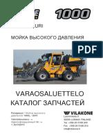 Spare Parts List PP1000L-1.Ed-2015_FI-RU