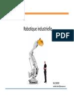 Cours Robotique Industrielle VF PERZ PROF 2020 SAVOIR