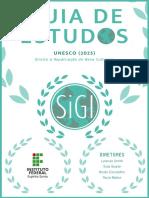 Guia de Estudos Comitê Unesco 2025