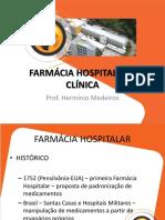 Slides_ Farmacia Hospitalar e Clínica_11-fevereiro_ Aula 01