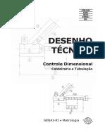 Desenho tecnico calderaria e tubulação