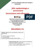 influenza slides lezione