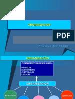 ORGANIZACION Y ORGANIGRAMAS oym