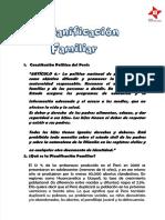 3. LA PLANIFICACIÓN FAMILIAR
