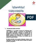 4. LA PATERNIDAD RESPONSABLE