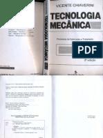 Materiais para construção mecânica 2 Vicente Chiaverini