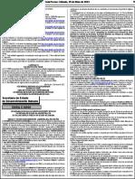 Edital Nº 023-2021-Sead-sedh-espep - Abertura Das Inscrições - Diario Oficial 15-05-2021