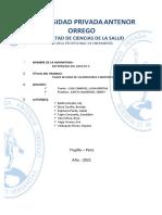TALLER DE DOSIS DE VASOPRESORES E INOTRÓPICOS