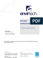21004-ENVIRTECH DATA BUOY MKI-2 Technical Specifications_0…