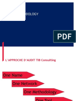 Methodology And Audit Approach