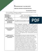 MATRIZ DE MOTIVACIONES INVESTIGACION