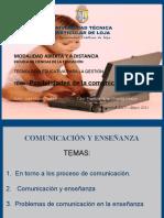 POSIBILIDADES DE LA COMUNICACIÓN