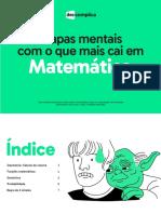 eBook MapasMentais Matematica