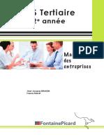 management des entreprises 2021