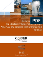 Renewable Energy for Electricity Generation in Latin America
