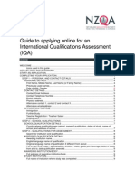 NZQA Guide to IQA