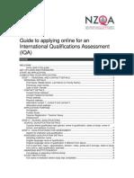 NZQA Guide to IQA