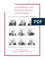 Ten Years of the Ludwig Von Mises Institute