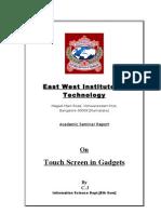 graphics processing unit seminar report
