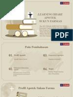 Learning Share_Apotek Sukun Farma