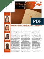 IAF Newsletter