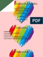 COMUNIDAD LGTB EN COLOMBIA
