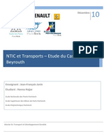 NTIC - Transport Au Liban