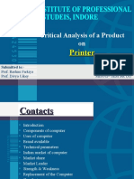 Crticle Analysis