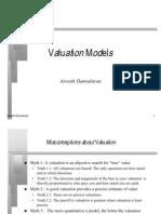 valuation_models