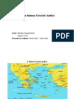 Grecia antica - Macsim David