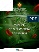 Manual de Baciloscopia e GeneXpert