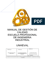 GC-MN-01 Manual de Calidad