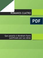ROMANOS CUATRO