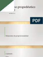 Relaciones de proporcionalidad (1)