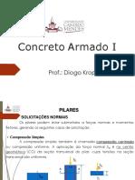 CONCRETO ARMADO I - Pilar