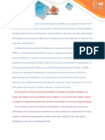 Fase 4. Factibilidad y alternativas metodológicas