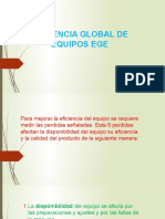 EFICIENCIA GLOBAL TPM