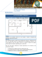 actividad de instalaciones electricas domiciliarias
