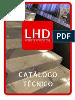CATÁLOGO PERFIS LHD