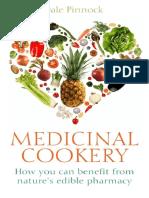 Medicinal Cookery - Dale Pinnock