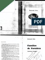 Raimundo Girao - Familias de Fortaleza