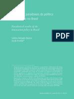 Resultados paradoxais da política de inovação no Brasil_P