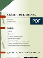Actividad Sobre Crédito de Libranza.