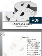 Account Deficit US Financial Crisis
